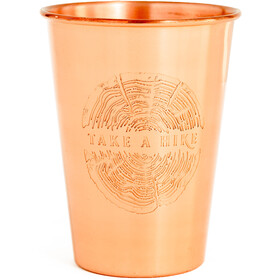 United By Blue Take A Hike Copper Tumbler copper